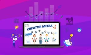 ICON CREATOR MEDIA MAKET CREATOR