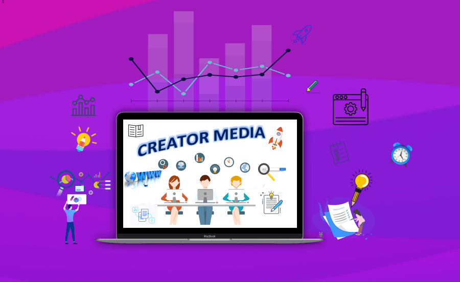 ICON CREATOR MEDIA MAKET CREATOR