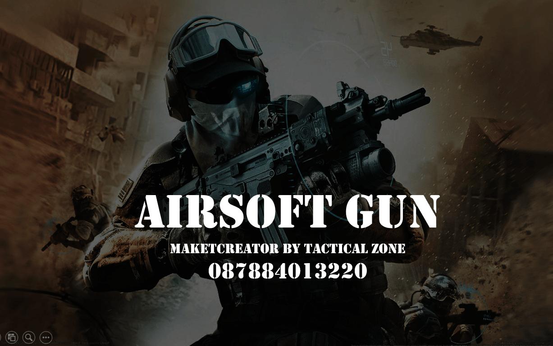 Jual Airsoft gun Murah di Jakarta