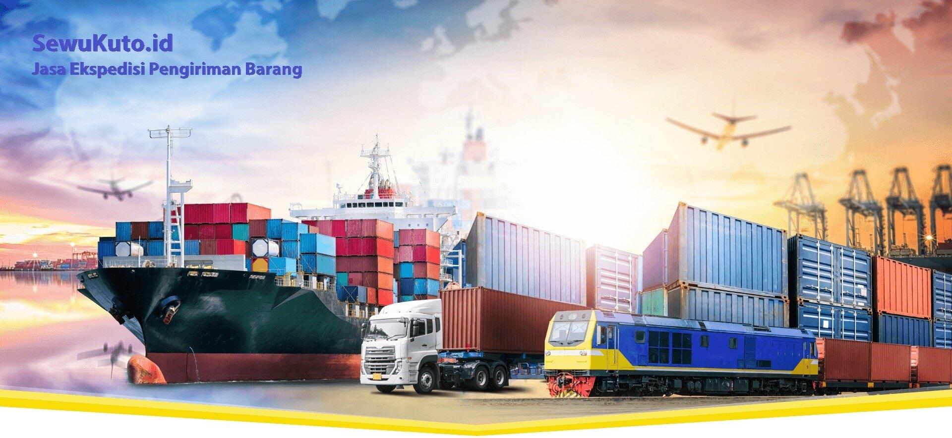 Jasa Logistik Murah Jasa Pengiriman Logistik Barang